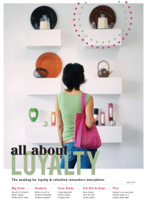All About Loyalty Magazine